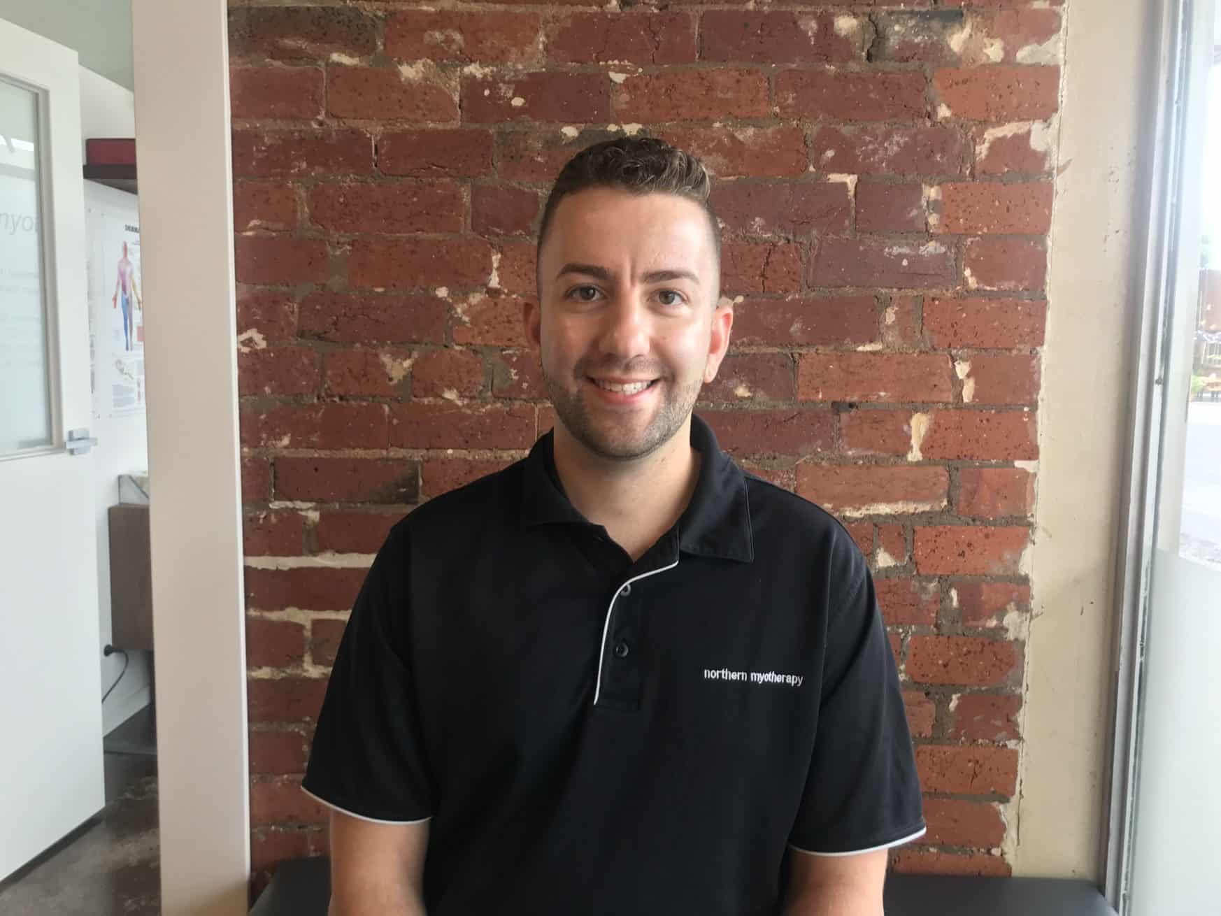 Alex Cistullo REMEDIAL MASSAGE THERAPIST  Brunswick