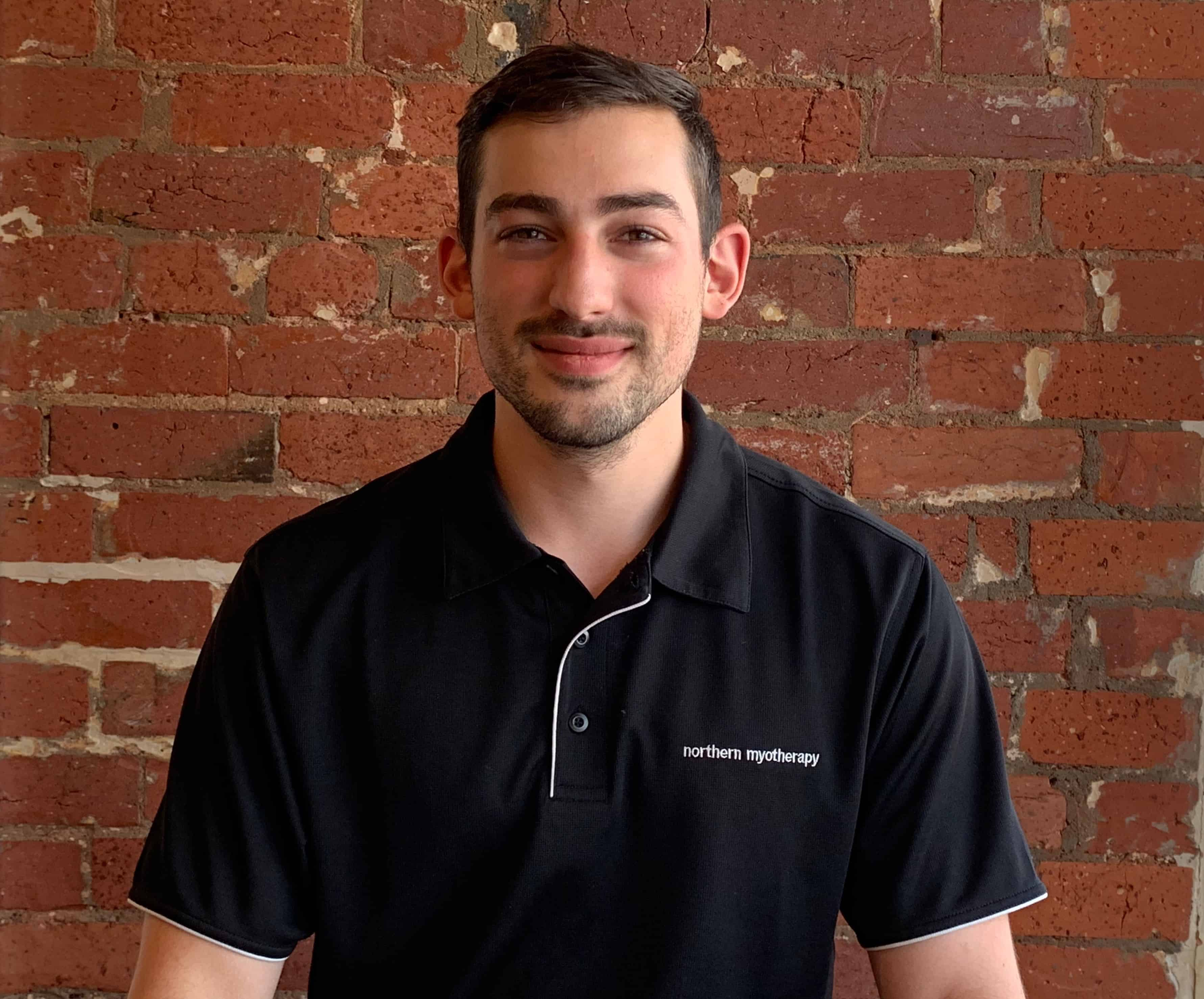 Anthony Luca CLINICAL MYOTHERAPIST